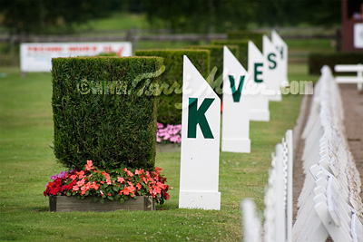 The prettiest dressage letters I've seen in a long time!