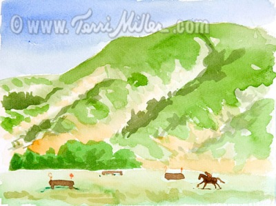 Temecula Green Hill