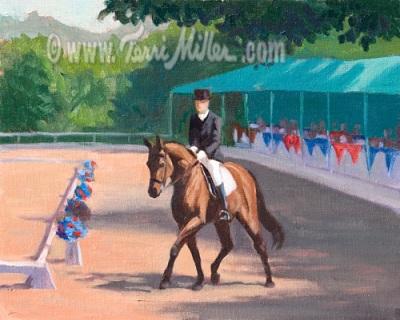 Flintridge Young Horse