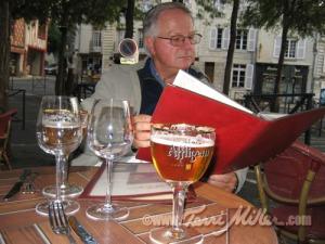 Evening in Saumur