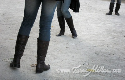 Boots, boots, boots