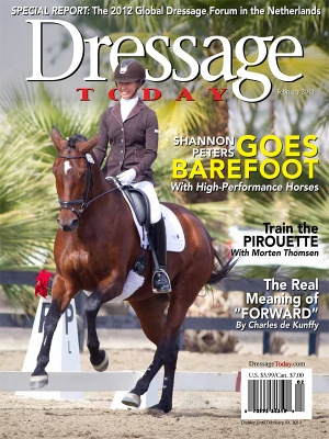 Dressage Today, February 2013