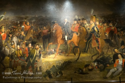 The Battle of Waterloo, Jan William Pieneman