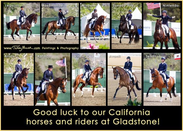 Gladstone Good Luck