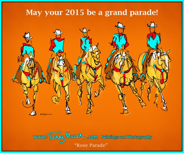 New Years Card TMPP 2015